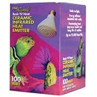 Zilla Ceramic Heat Emitter 100W