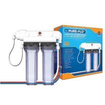 Coralife Pure-Flo II 2 Canister RO Unit 50GPD