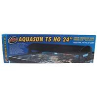 Zoo Med AQUASUN T5 High Output Hood Double 24in