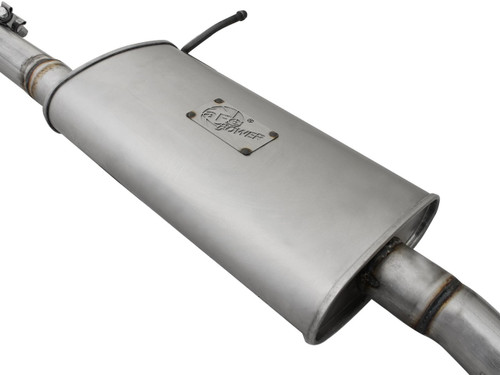 "aFe POWER 49-08040 Scorpion 2-1/2"" Aluminized Steel Cat-Back Exhaust System"