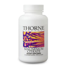 Thorne Research Magnesium Citrate