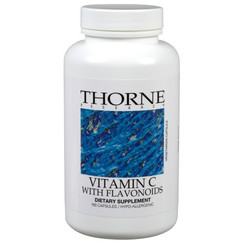Thorne Research Vitamin C With Flavonoids 180 Veggie Caps