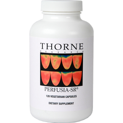 Thorne Research Perfusia-SR 120 Veggie Caps