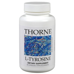 Thorne Research L-Tyrosine 90 Veggie Caps