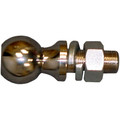 New 1-7/8 ball size, 3/4 stud thread, 1-3/4 stud length, 2000lb max load