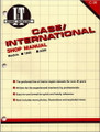 Case/International shop manual 1896 2096 9886