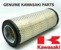 New Kawasaki OEM Air Filter 11013-7048