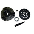 MF Dual Clutch Kit 532319m91 Fits 135, 150, 165, 175 w/25 Spline PTO Disc