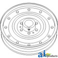 JD Combine  Pulley                   Replaces Part Number AH130964