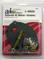 Complete Carb Kit fit Massey Ferguson 65, 165, 175, 3165