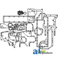 A&I Engine Gasket Set Lower         3136817R99