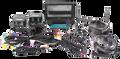 "CabCAM Video System (Includes 7"" Monitor and 2 Camera) CC7M2CQR"