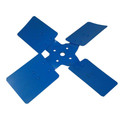 Ford Tractor Fan 4 Blade Assembly C5NN8600A