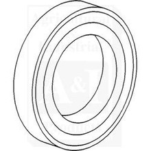 Vicon Rake Bearing 40102507