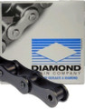 Diamond USA Roller Chain Size 2040  10ft Roll
