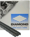Diamond USA Roller Chain Size 80-2  10ft Roll