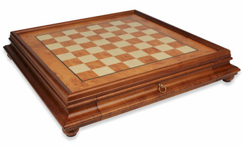 Large Elm Root Chess Case