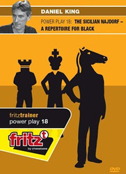 Power Play 18: The Sicilian Najdorf  a repertoire for Black