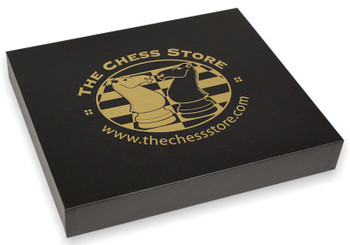 """The Chess Store Chess Piece Box - 3.75"""""""