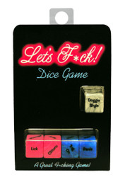 Lets F*ck Dice Game