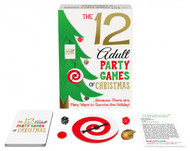 12 Adult Games of Christmas