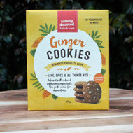Ginger White Choc Pregnancy Cookies from Totally Devoted may assist expecting mums overcome morning sickness and nausea.