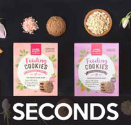 Seconds Lactation Cookies Australia