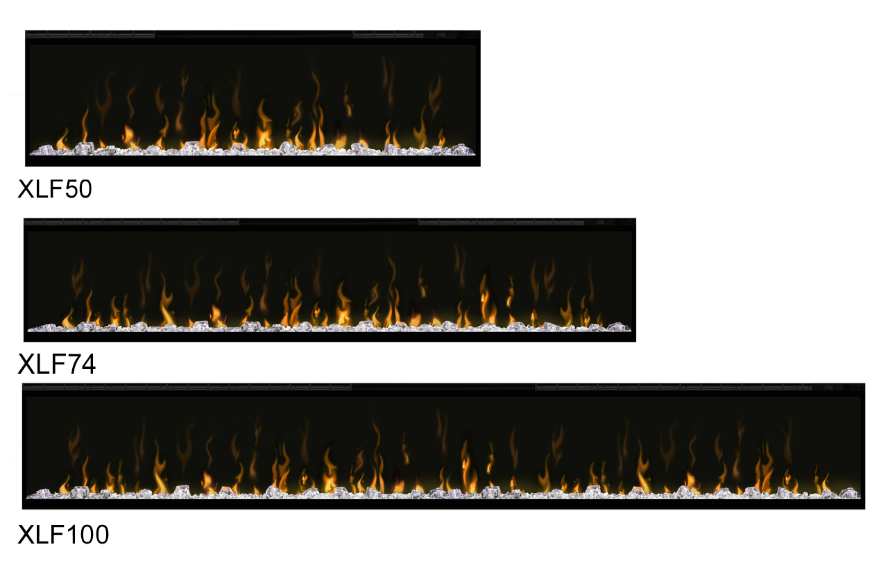 Dimplex Ignite Xl Series Electric Fireplaces Embers