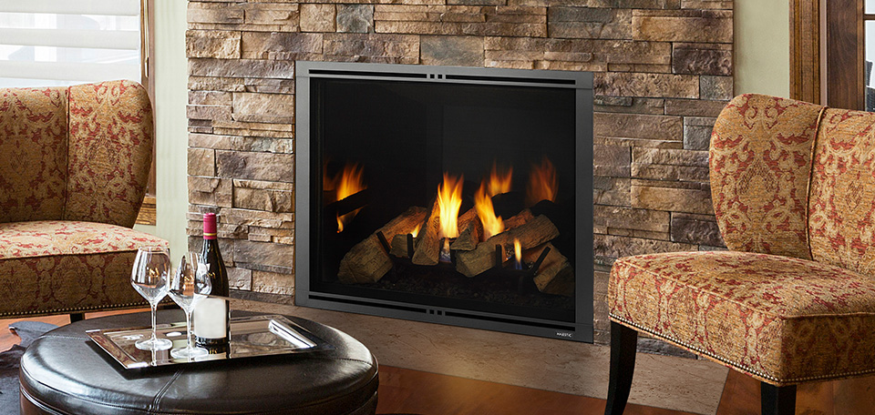 direct vent gas fireplace cost