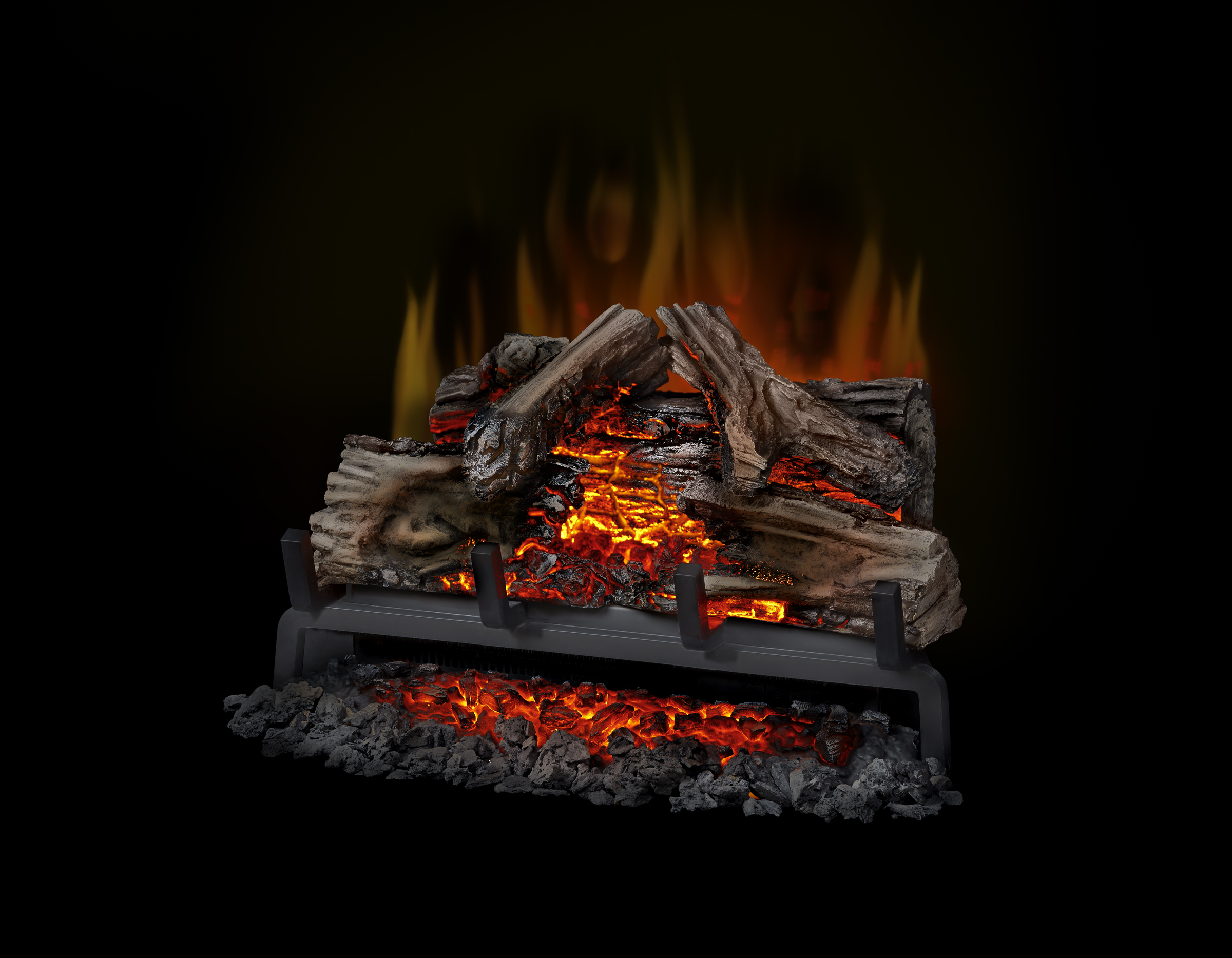 napoleon woodland electric log sets embers fireplaces u0026 outdoor