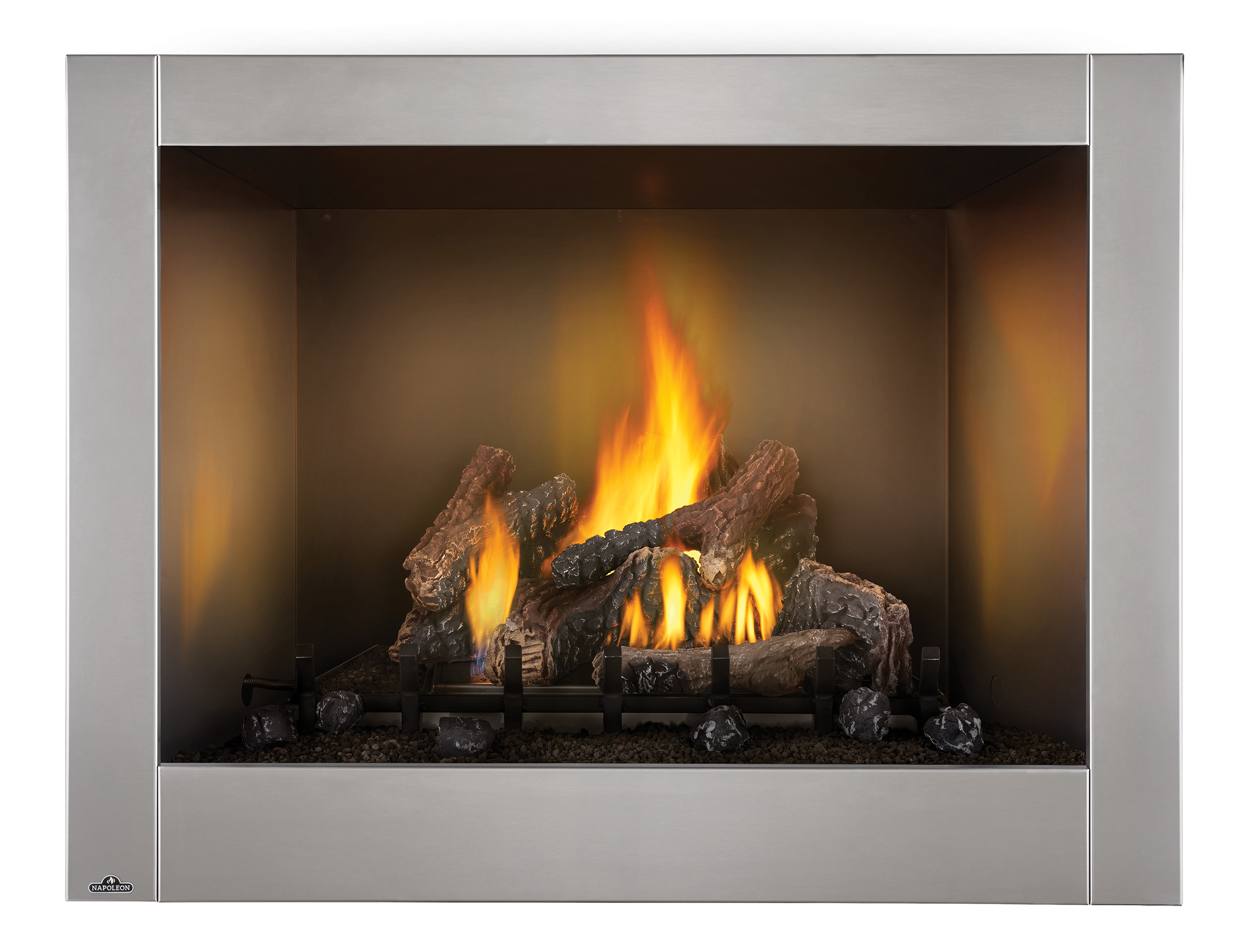 decorative wall logs me decor decorating mantel large sougi fireplace above