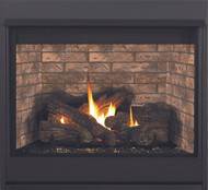 "Astria Altair 40"" or 45"" Direct Vent Gas Fireplace"