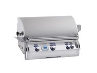 Firemagic Echelon Diamond E790i Built-In Grill with Digital Thermometer and Left Side Infrared Burner