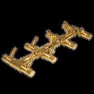 CROSSFIRE™ CFBT110 TREE-STYLE Brass Burner