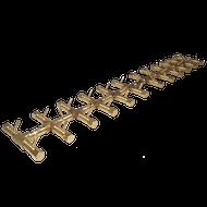 CROSSFIRE™ CFBT350 TREE-STYLE Brass Burner
