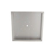 Firenado 30-Inch Drop-In Square Stainless Steel Burner Pan