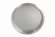 Firenado 25-Inch Drop-In Round Stainless Steel Burner Pan