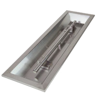 Athena Linear Drop-in Pan + T Burner