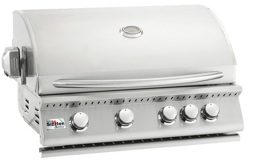 """Sizzler Summer Set 32"""" Gas Grill, Medium sized 3 burner. Great Grill for the price!"""