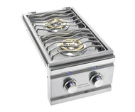 Summerset TRL Double Side Burner - TRLSB2