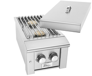 Summerset Alturi Double Side Burner - ALT-2B