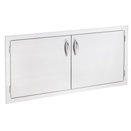 "Summerset 42"" Double Door - Stainless Steel - SSDD-42"