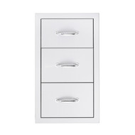 Summerset Triple Drawer - Storage Drawers - SSDR3