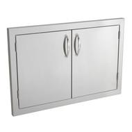 """Summerset Masonry 30"""" Double Door (Masonry Flange) - SSDD-30M"""