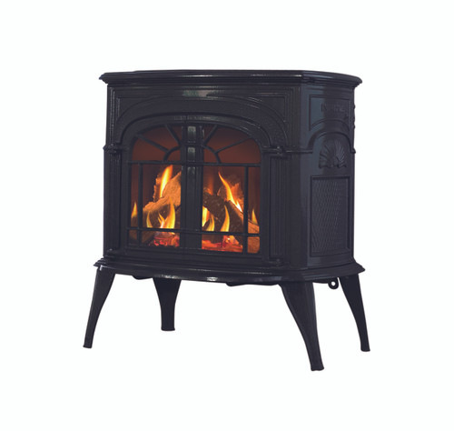 Vermont Castings Intrepid Direct Vent Gas Stove Embers Fireplaces Outdoor Living