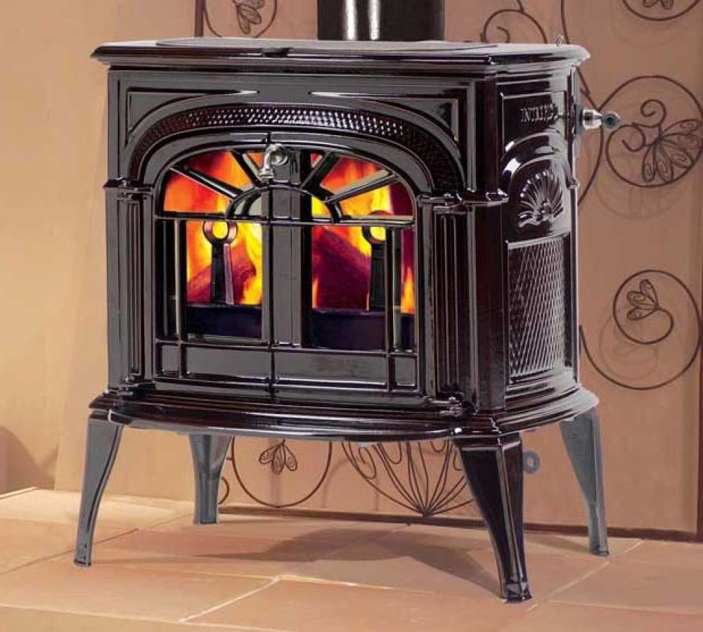 Vermont Castings Intrepid Direct Vent Gas Stove Embers