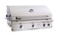 "AOG 36"" L-Series Built-in BBQ - Primary Cooking Surface 648 sq. inches"