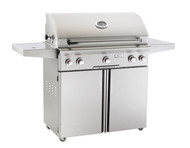 "AOG 36"" T-Series Portable BBQ - Primary Cooking Surface 648 sq. inches"