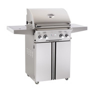 "AOG 24"" L-Series Portable BBQ - Primary Cooking Surface 432 sq. inches"
