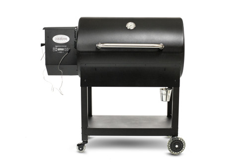 Louisiana LG 900 Wood Pellet Grill with Side Hopper